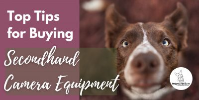Top Tips for Buying Secondhand Camera Equipment